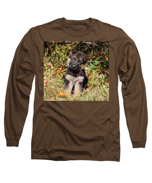 Pretty Puppy Long Sleeve T-Shirt