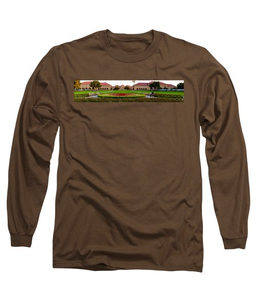 Stanford University Campus, Palo Alto Long Sleeve T-Shirt