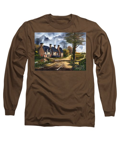 Travellers Rest Long Sleeve T-Shirt