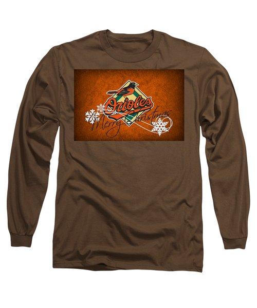 Baltimore Orioles Long Sleeve T-Shirt