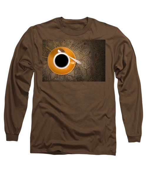 Espresso Long Sleeve T-Shirt
