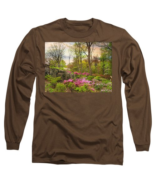 The Azalea Garden Long Sleeve T-Shirt