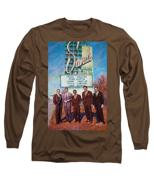 The Rat Pack Long Sleeve T-Shirt