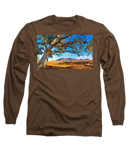 Wilpena Pound Long Sleeve T-Shirt