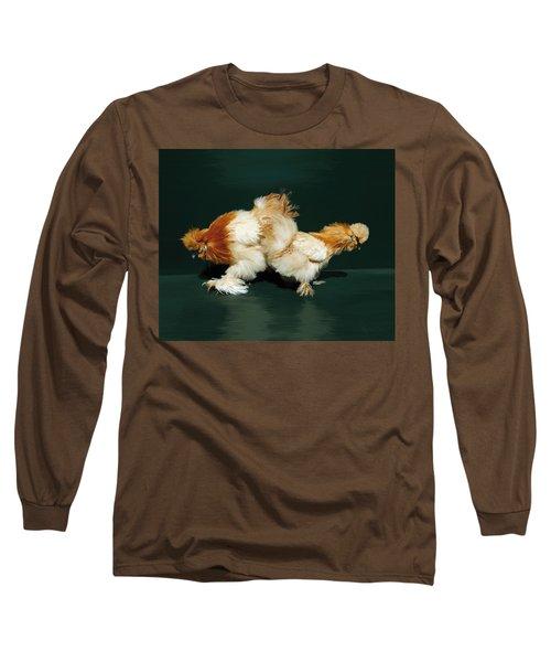 45. Sand Silkies Long Sleeve T-Shirt