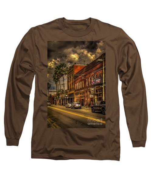 7th Avenue Long Sleeve T-Shirt by Marvin Spates