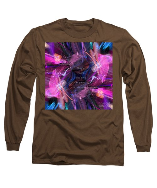 A Blessing Long Sleeve T-Shirt