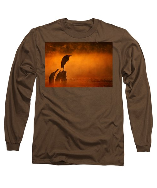 A Cry In The Mist Long Sleeve T-Shirt