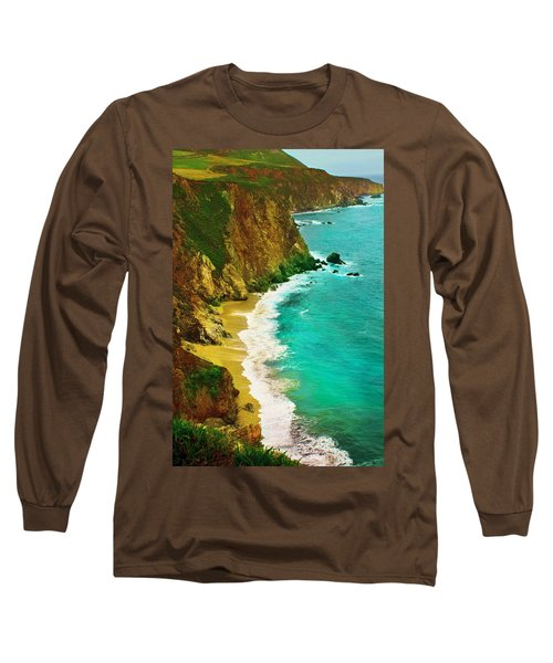 A Day On The Ocean Long Sleeve T-Shirt