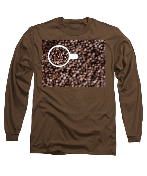 Long Sleeve T-Shirt featuring the photograph A Familiar Blend by Aaron Aldrich