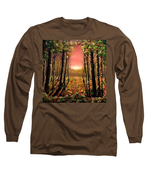 A Kiss Of Life Long Sleeve T-Shirt