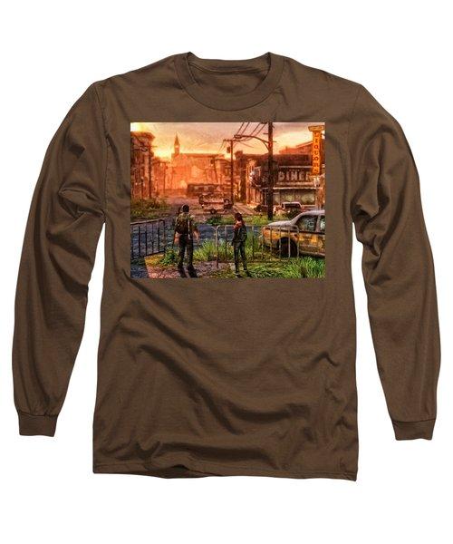 A Long Journey Long Sleeve T-Shirt