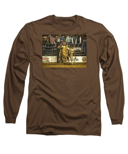 A Lot Of Bull At The National Stock Show Long Sleeve T-Shirt