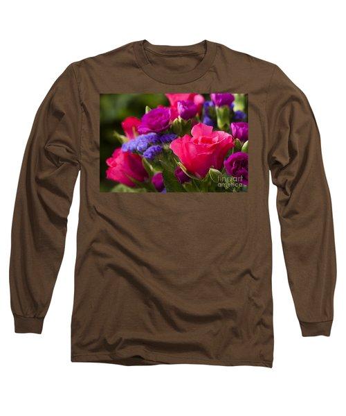 A Mixed Bouquet Long Sleeve T-Shirt