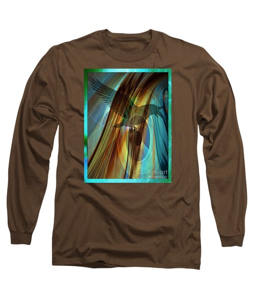 A Raven's Eye Long Sleeve T-Shirt