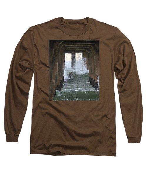 A Rite Of Passage Long Sleeve T-Shirt