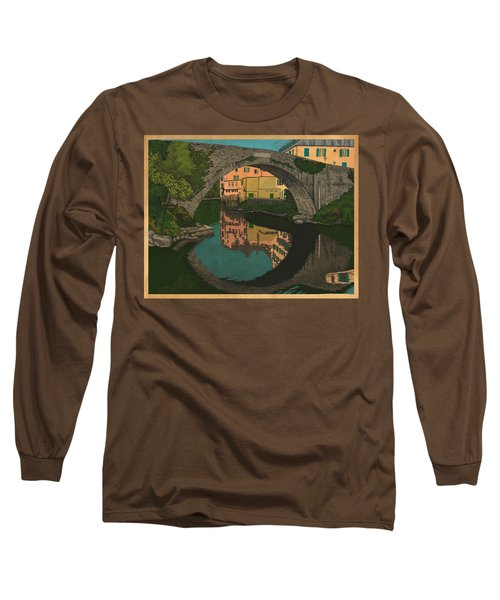 A River Long Sleeve T-Shirt