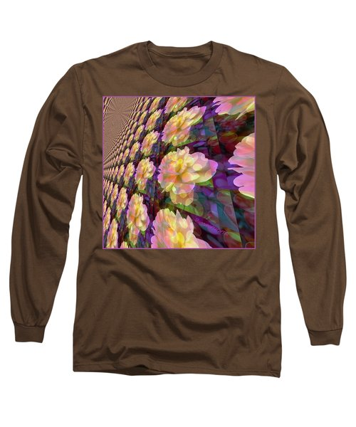 A Rose Is A Rose Is A Rose Is A Rose Long Sleeve T-Shirt