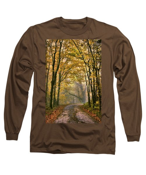 A Touch Of Gold Long Sleeve T-Shirt