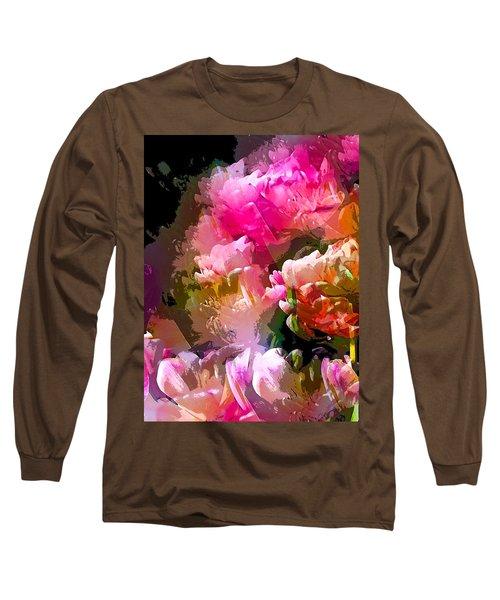 Abstract 272 Long Sleeve T-Shirt