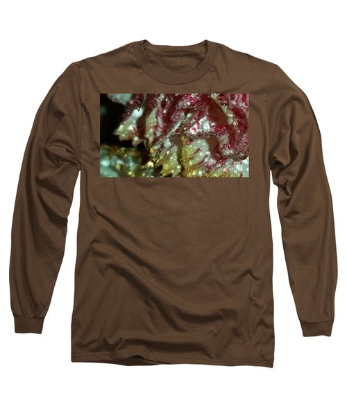 Abstract Carnation Long Sleeve T-Shirt