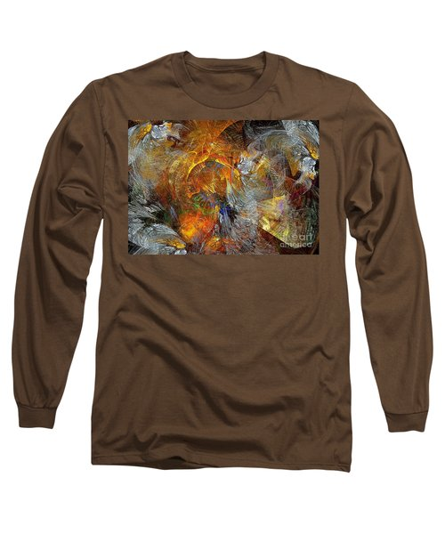 Abstraction 435-08-13  Marucii Long Sleeve T-Shirt