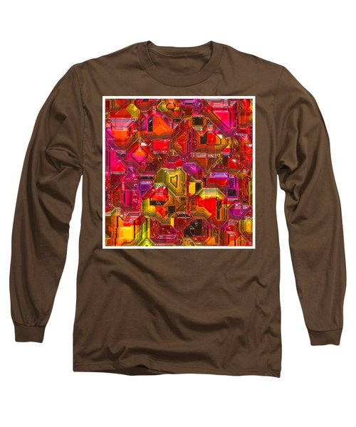 Abstractions... Long Sleeve T-Shirt by Tim Fillingim