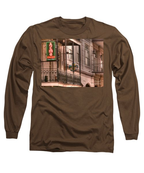 Acme Oyster House Long Sleeve T-Shirt