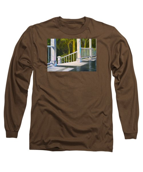 After The Rain Long Sleeve T-Shirt by Alan Lakin