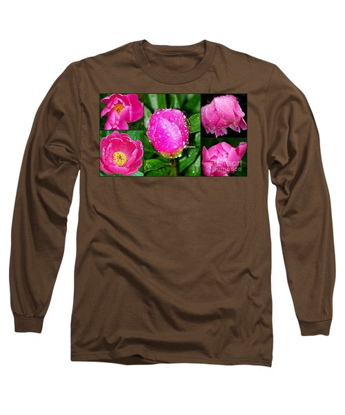After The Rain Long Sleeve T-Shirt by Eunice Miller