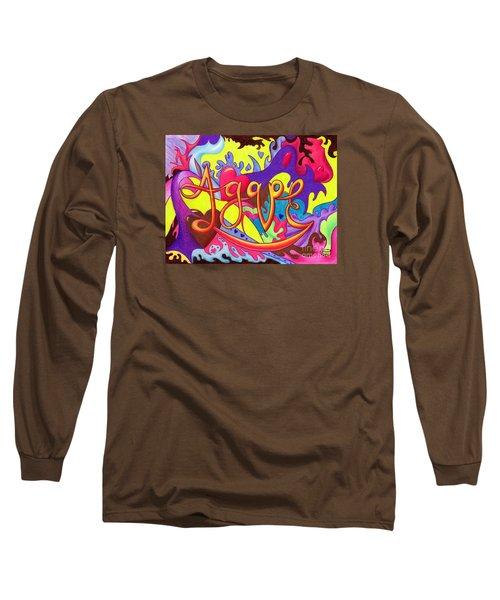 Agape Long Sleeve T-Shirt