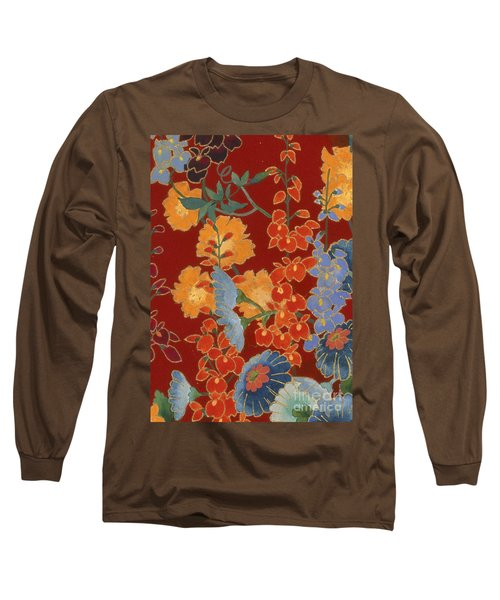 Agemaki Crop II Long Sleeve T-Shirt