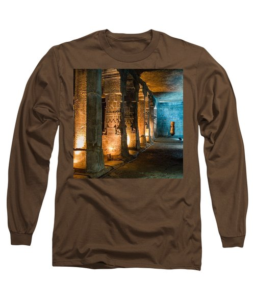Ajanta Caves Long Sleeve T-Shirt