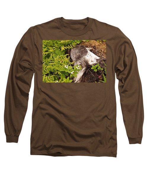 Alaskan Foliage Long Sleeve T-Shirt