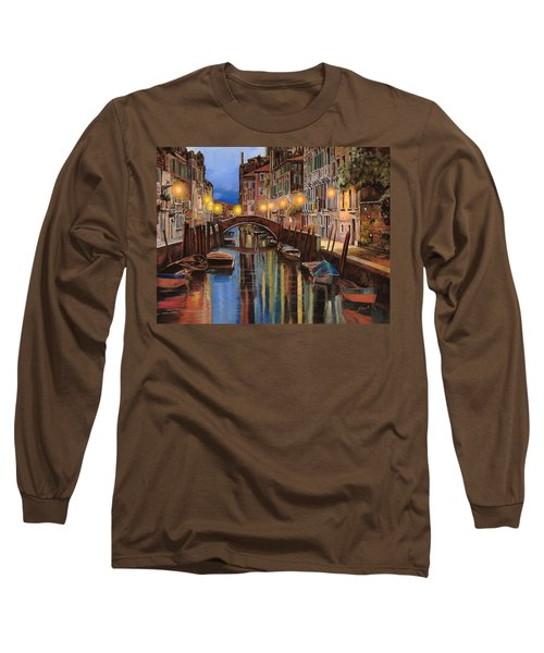 alba a Venezia  Long Sleeve T-Shirt