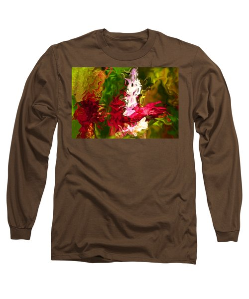 Long Sleeve T-Shirt featuring the digital art Alice by Richard Thomas