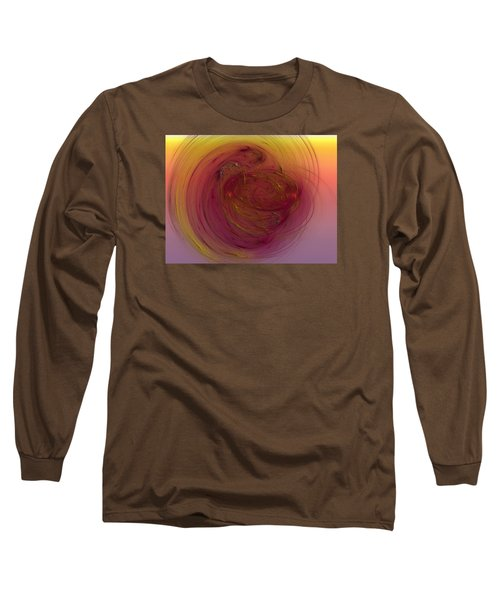 Alimentare Long Sleeve T-Shirt by Jeff Iverson