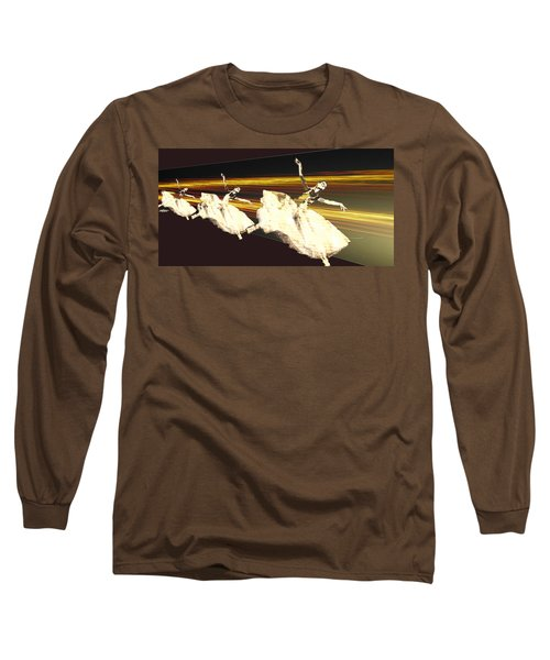 Alive In The Music Long Sleeve T-Shirt