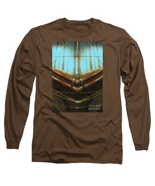 All Fore Naut Long Sleeve T-Shirt