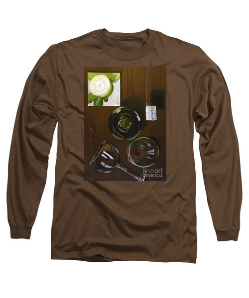 All Looked Fine From Our Perspective Long Sleeve T-Shirt