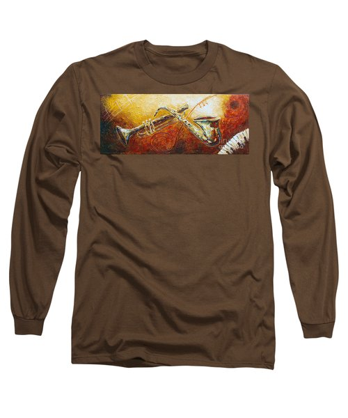 All That Jazz Long Sleeve T-Shirt
