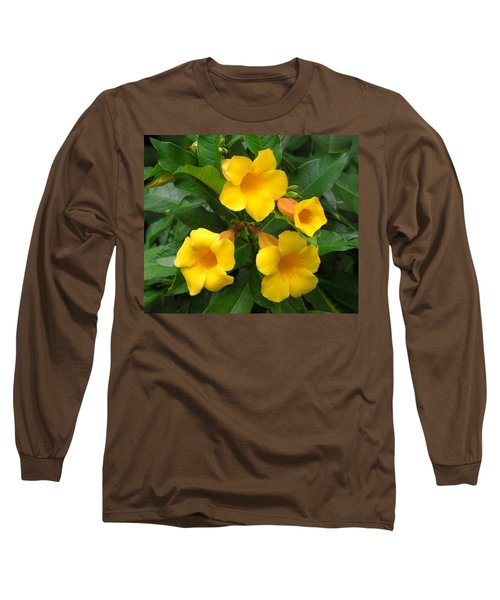 Allamanda Long Sleeve T-Shirt