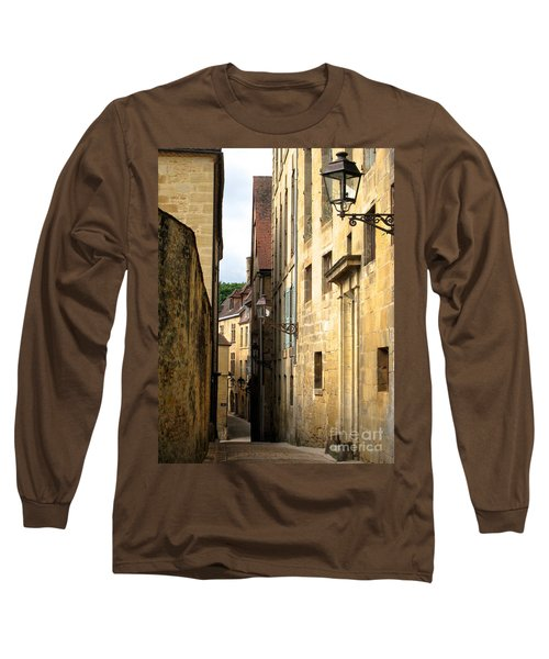 Alleys Of Sarlat Long Sleeve T-Shirt