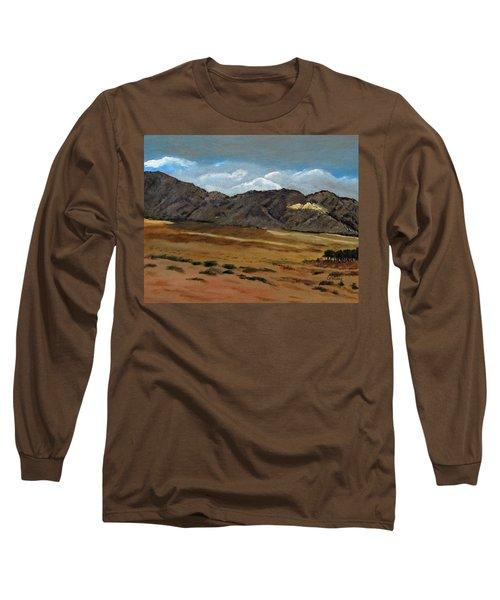 Along The Way To Eilat Long Sleeve T-Shirt