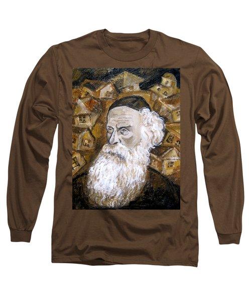 Alter Rebbe Long Sleeve T-Shirt