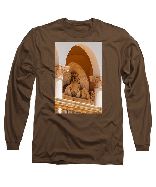 Alto Relievo Coat Of Arms Long Sleeve T-Shirt