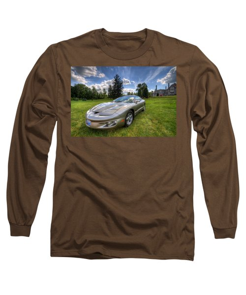 American Musclecar Firebird Long Sleeve T-Shirt