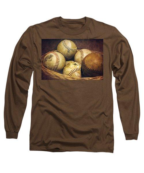 American Pastime  Long Sleeve T-Shirt