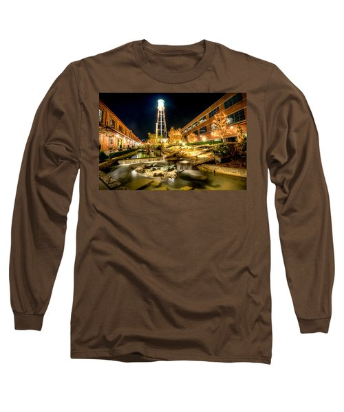 American Tobacco Campus Long Sleeve T-Shirt