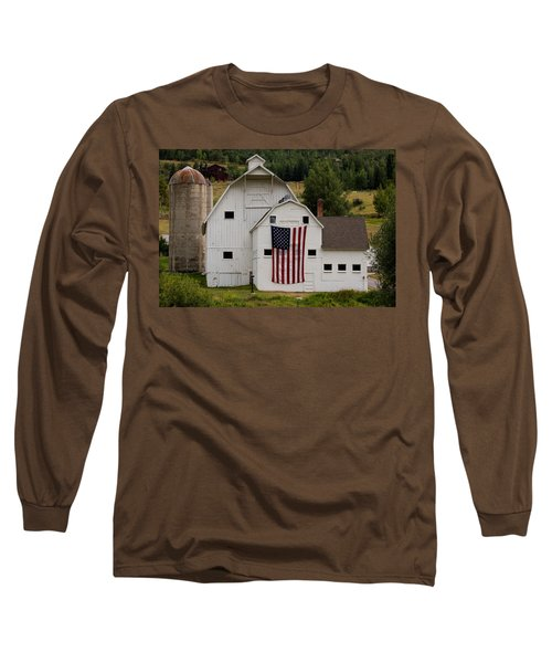 Americana Long Sleeve T-Shirt